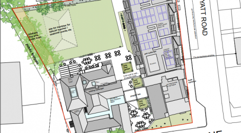 Planning Application Submitted!